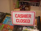 Cashier_closed